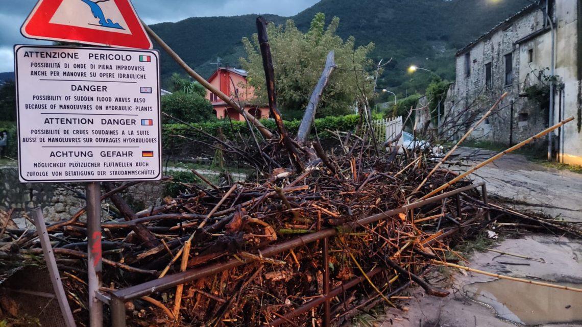Emergenza maltempo, la Provincia chiede alla Regione Lazio di dichiarare lo stato di calamità naturale