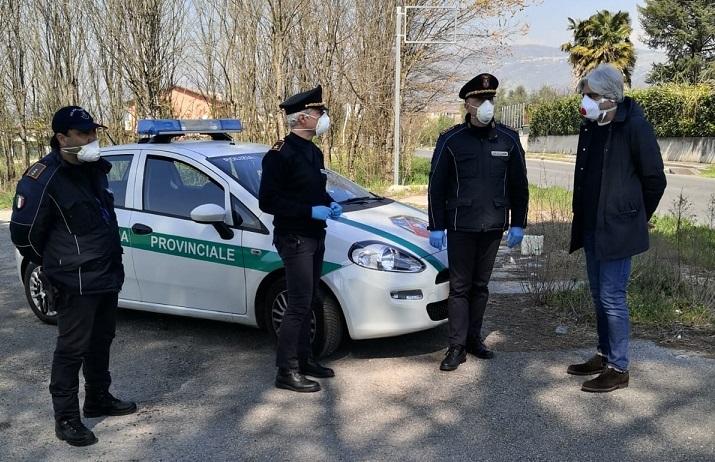Provincia – Potenziamento della polizia locale