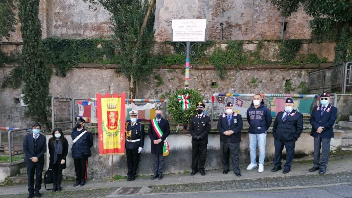 Nel 40esimo della sua uccisione il Comune di Cori commemora il brigadiere Ezio Lucarelli vittima del terrorismo