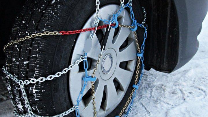 Anas Lazio, obbligo di catene a bordo o pneumatici invernali dal 15 novembre