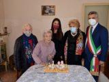 Cassino – Nonna Serafina compie 100 anni