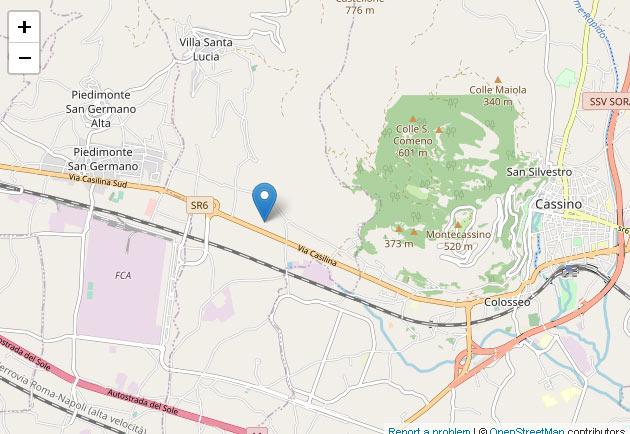 Villa Santa Lucia, scossa di terremoto di magnitudo 2.3 avvertita dai residenti