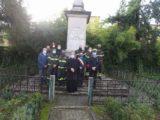 I vigili del fuoco di Cassino celebrano con il vescovo Santa Barbara e anticipano l'incoronazione