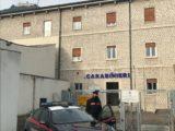 Residenti in provincia di Caserta discutono davanti il casello A1 di San Vittore, multati