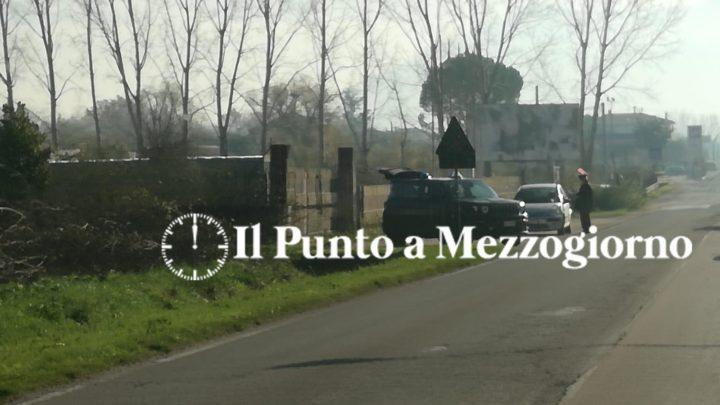 Auto sospetta a San Vittore del Lazio, foglio di via per due rumeni