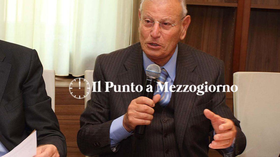 Il cordoglio del Presidente della Provincia Pompeo per la scomparsa di Donato Formisano