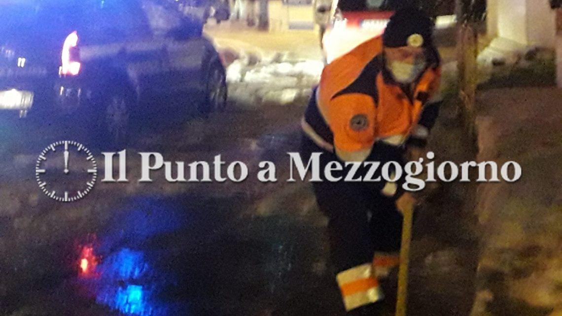 Criticità idrogeologica gialla sull'intera regione Lazio