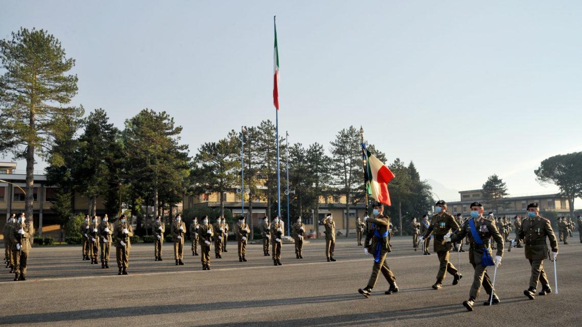 Esercito: giurano i VFP1 del 4° blocco 2019