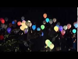 Vigilia di Natale illuminata a Cassino dal lancio di palloncini luminosi