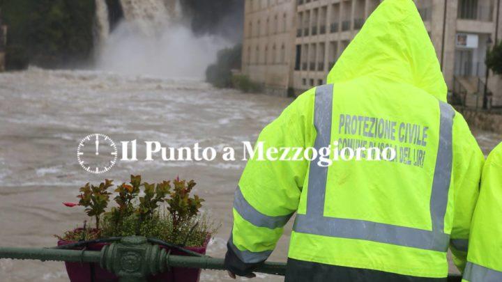 Maltempo: allerta arancione nel Lazio  Neve a bassa quota