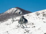 Attività di volo in montagna, un addestramento suggestivo per il 72° Stormo