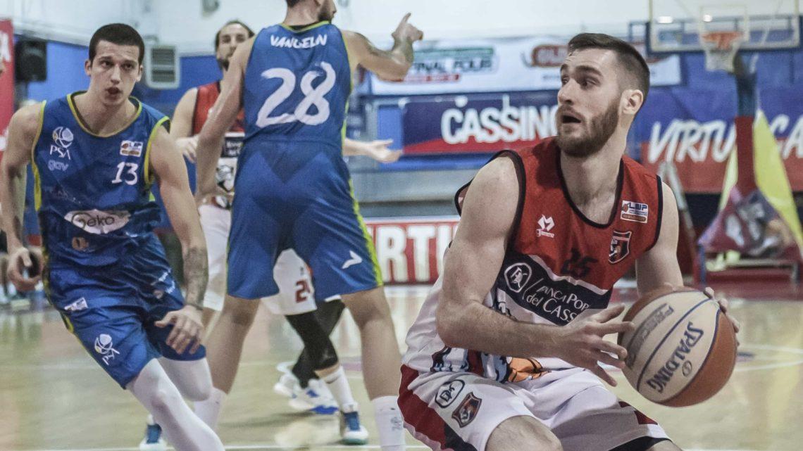 A Capriglia un incontro di fuoco per il girone D1 di Serie B: Salerno ospita la BPC Virtus Cassino