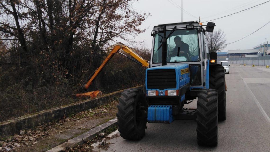 Amministrazione di Cassino censisce le strade più disastrate per programmare interventi