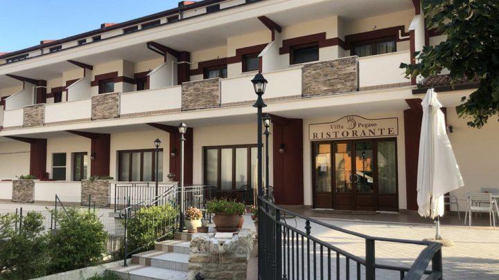 Hotel ristorante Villa Pegaso: il ritorno del gusto