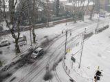 La neve imbianca la Ciociaria