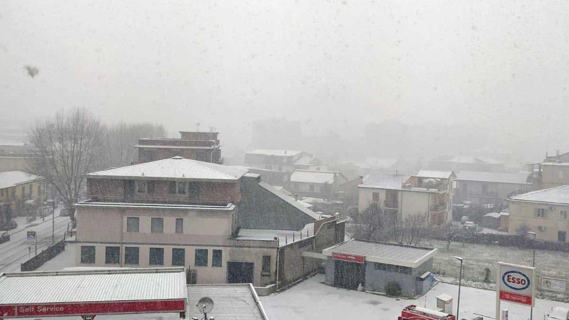 Frosinone, Ottaviani: scuole chiuse per prevenire ghiaccio e rischi