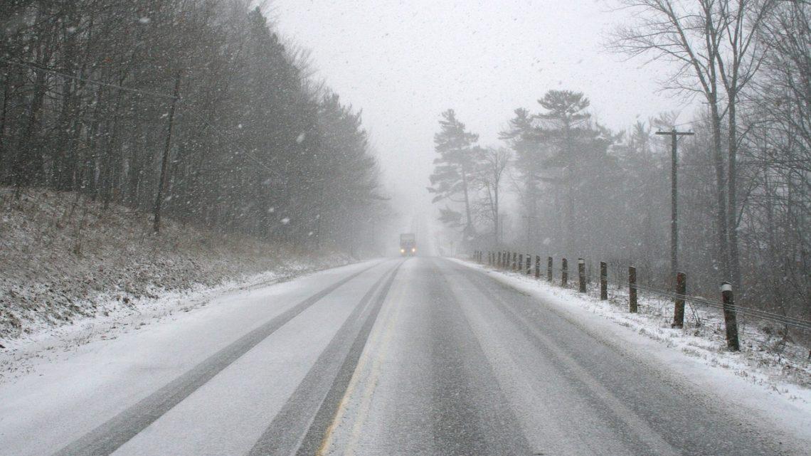 Neve al Centro-Sud fino a quote collinari, allerta gialla in Umbria, Lazio, Abruzzo e Molise