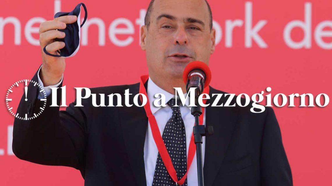 """Covid, Zingaretti: """"Lazio torna gialla ma tenere alta attenzione"""""""
