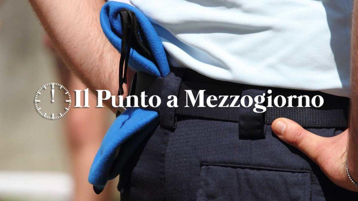 Cassino, agente della penitenziaria salva direttrice di supermercato aggredita da due ladre