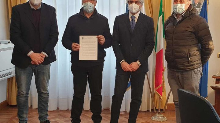 Firmata convenzione tra Provincia e Comuni di Guarcino e Filettino