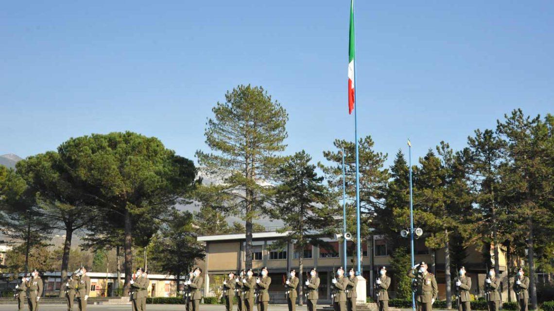 Esercito – 327 Volontari del 4° blocco 2019 giurano fedeltà alla Repubblica Italiana