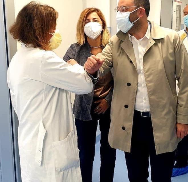 """Sora, Buschini: """"Al SS. Trinità nuovi medici e strumentazioni"""""""