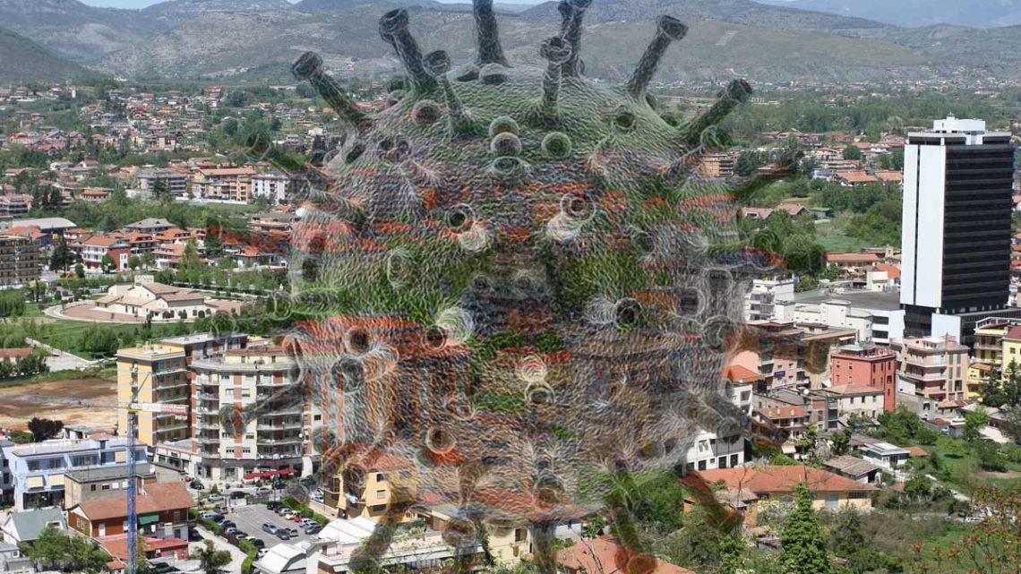 Covid: zona rossa la provincia di Frosinone, pronta ordinanza Regione Lazio