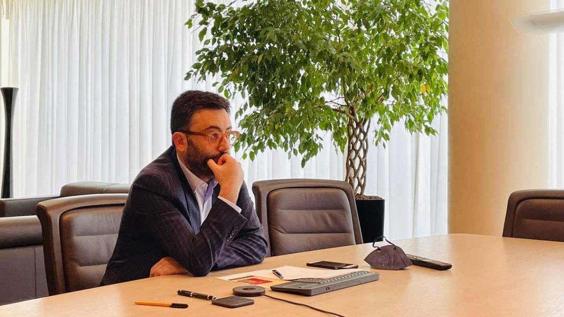 """Ambiente, Buschini: """"Transizione energetica vera sfida per territori e giovani"""""""