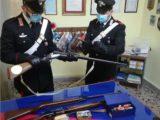 Pastena – Fermato con il fucile carico in auto, denunciato 69enne