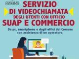 Il Comune di Ferentino attiva il servizio di videochiamata degli utenti con ufficio Suap e Commercio