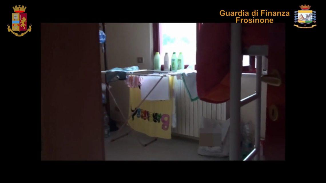 Cassino – Accoglienza migranti, 8 arresti e sequestri per un milione di euro
