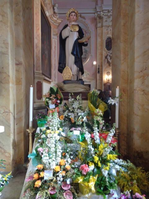 Il covid a Roccasecca non ferma i festeggiamenti in onore di San Tommaso D'Aquino
