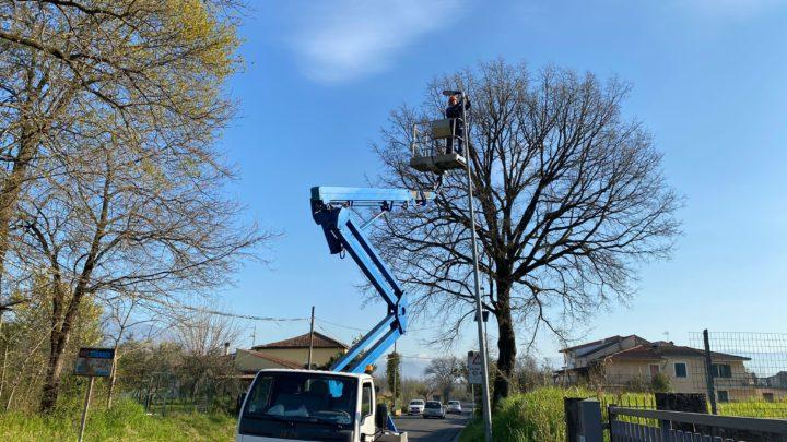 Efficientamento energetico: a San Giorgio a Liri è iniziata la nuova era della pubblica illuminazione.