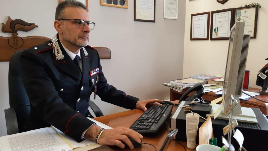 Cassino – A lezione di bullismo e cyberbullismo con il Comandante del Norm Giovanni Giorgione