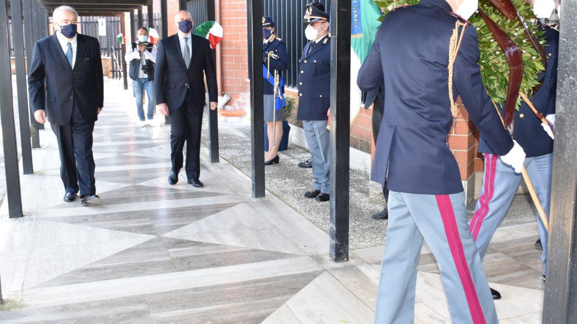 La Polizia di Stato celebra il 169° anniversario della sua fondazione