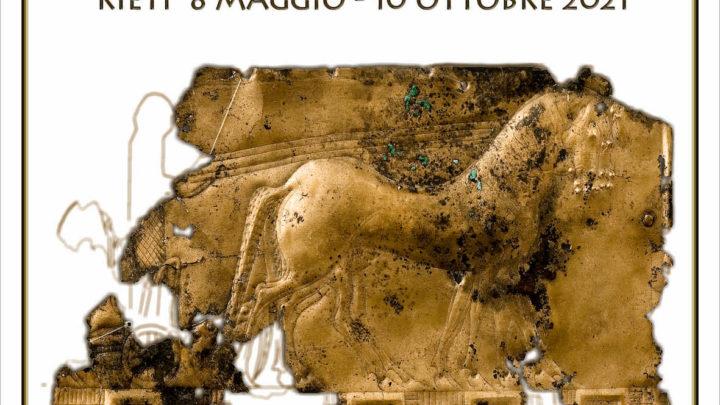 "Il ""carro di Eretum"" in mostra a Rieti"