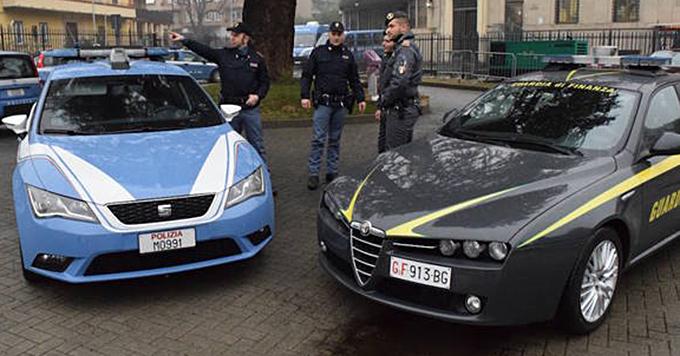 Accoglienza migranti tra Frosinone e Caserta. Sequestri per 750mila euro, anche nota località turistico-balneare