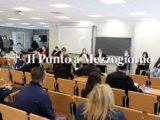 La Corte ed i giudici popolari durante il processo (foto A. Nardelli)