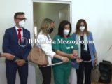 Formia – Inaugurato l'hub vaccinale nel centro commerciale Itaca